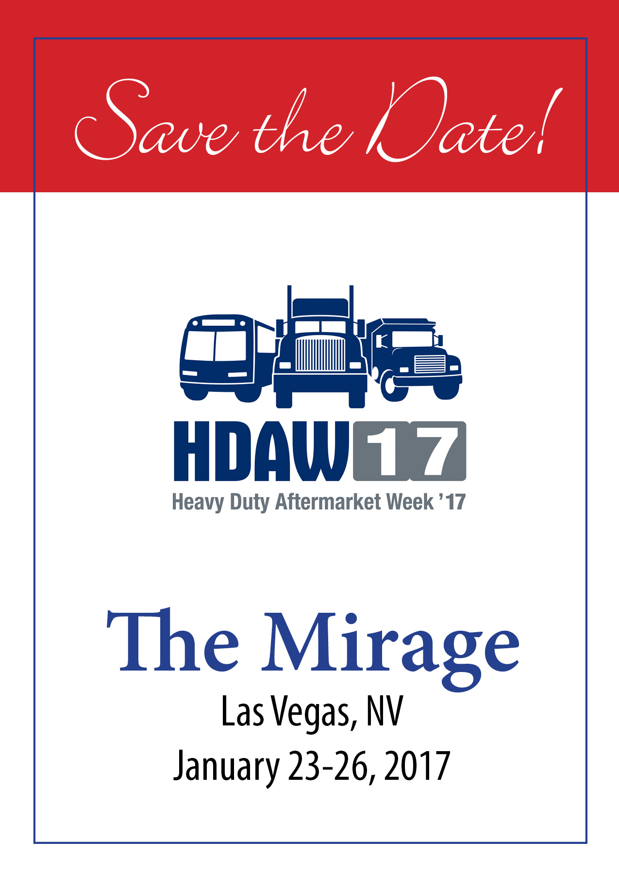 HDAW Truck Convention