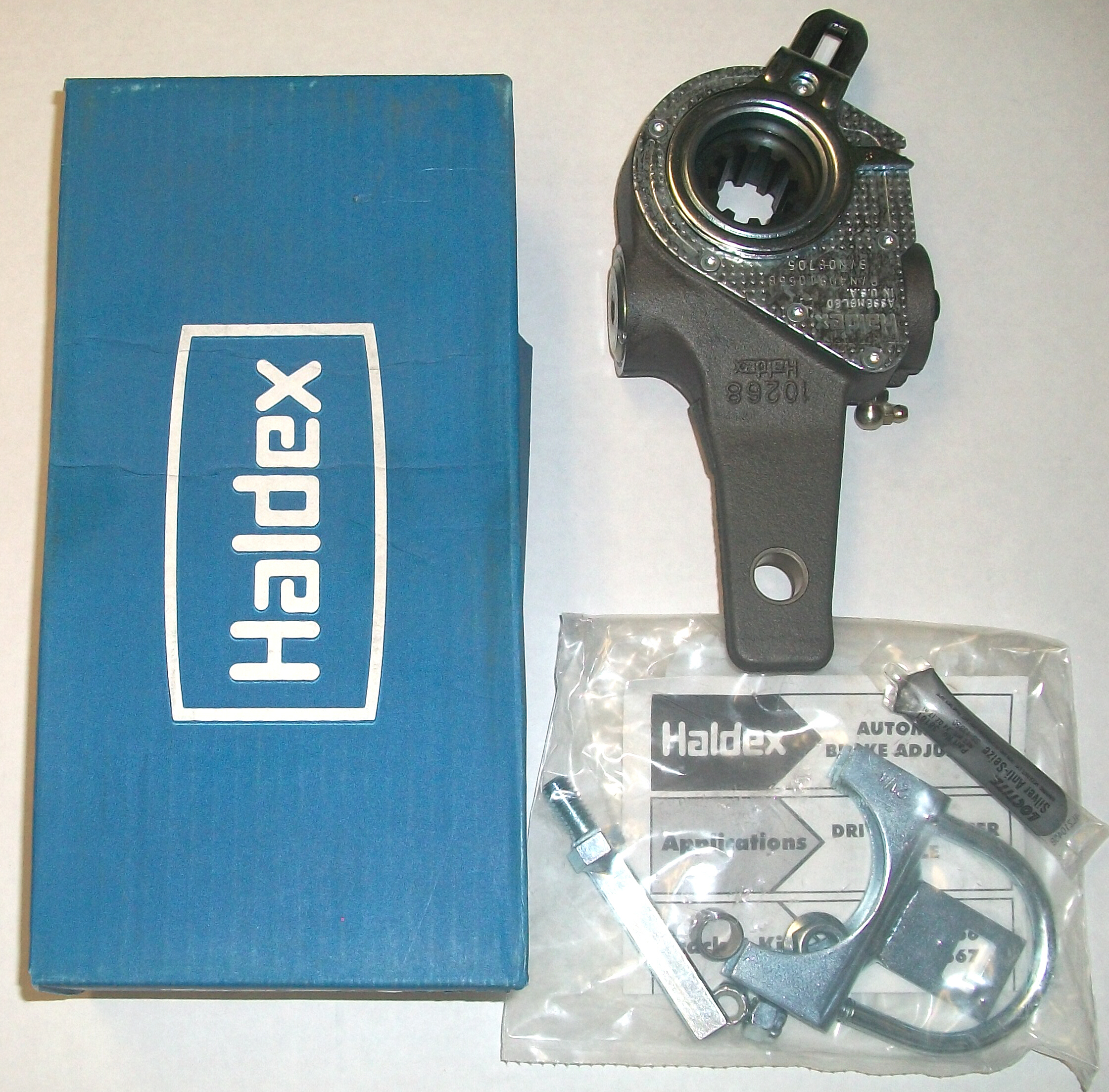 400-10001 Haldex Slack Adjuster Surplus Truck Parts