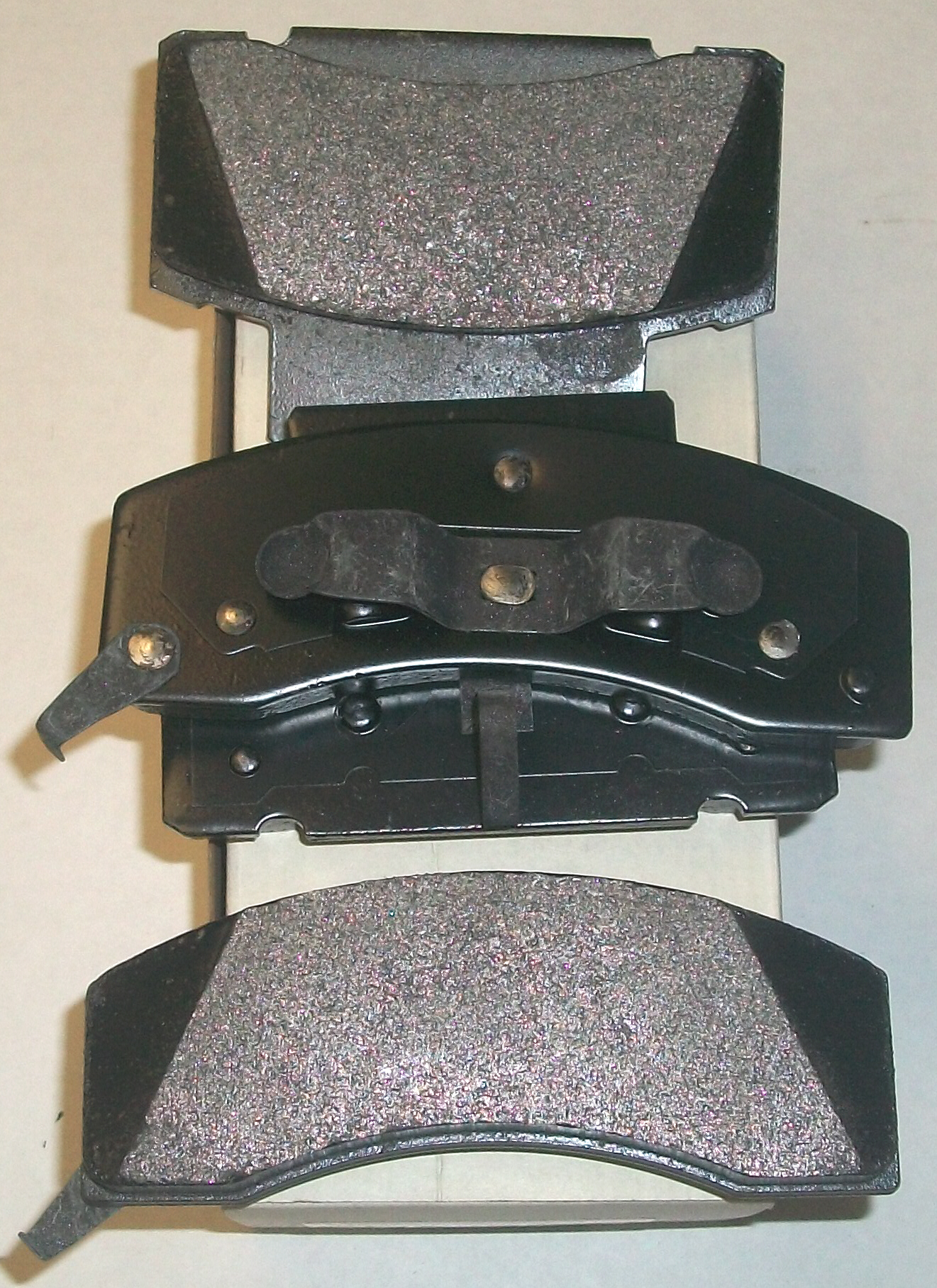 D459 Front Disc Brake Pad Surplus Truck Parts